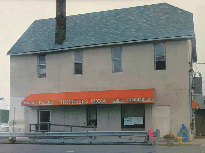 Brothers Pizza Wingate Restaurant